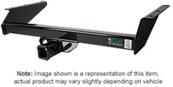 hummer h3 2 receiver hitch class iii by curt mfg. Black Bedroom Furniture Sets. Home Design Ideas