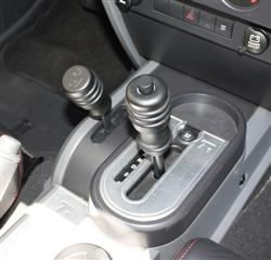 2007 10 Jeep Wrangler Jk Gear Shift Knob Prt Jp1010sb